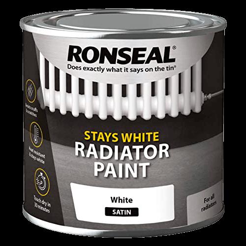 Ronseal One Coat Radiator Paint