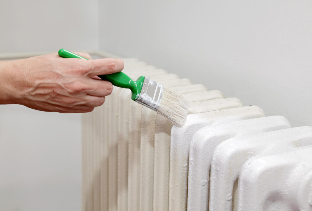 Choosing the best radiator paint for you